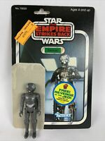 Star Wars The Empire Strikes Back Zuckuss Figure With Card