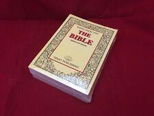 Hebrew-english Holy Bible Book Tanakh Torah Nevi'im Ketuvim Old Testament Tanach