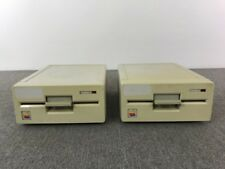 "Apple II IIe IIgs Computer A9M0107 5.25"" Disk Drive 1 & 2"