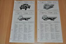 VDA- Typenblatt - PKW FORD Taunus 17 M de Luxe Cabrio Kombi 12 Technische Daten