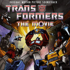 Transformers The Movie: 20th Anniversary Edition Soundtrack Transformer