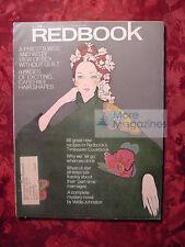 REDBOOK May 1970 VELDA JOHNSTON FRANK O'CONNOR +++