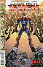 Ultimate X-Men #21 (NM)`13 Wood/ Barberi