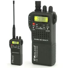 CB Radio Midland ALAN 42 Multi 4W Dispositivo manuale Trasportabile