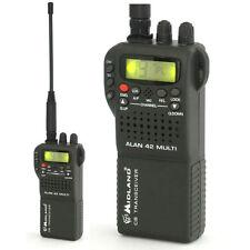 CB Radio Midland ALAN 42 Multi 4W Radio portátil cb radio Radio CB Portable