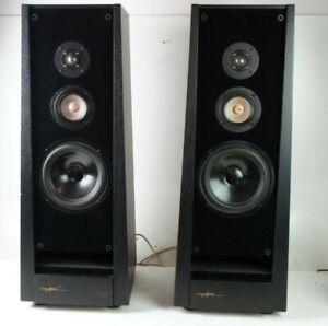 Grundig Fine Arts G-NX11G Model TWO Lautsprecher Standboxen 100/150Watt  Q-997