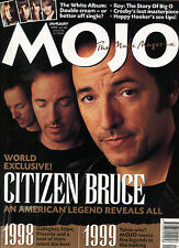 MOJO no. 62 January 1999  :  Bruce Springsteen / Beatles