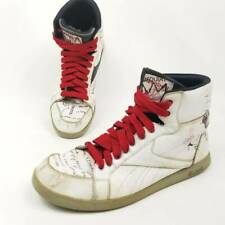 Reebok Basquiat Swizz Beatz Mens Size 11 Sneakers High Top Scribble Art J93632