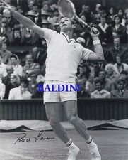 ROD LAVER SIGNED 10X8 PHOTO, GREAT STUDIO SHOT IMAGE, LOOKS GREAT FRAMED