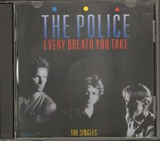 POLICE Every Breath You Take THE SINGLES 13 track CD Message in a Bottle ROXANNE