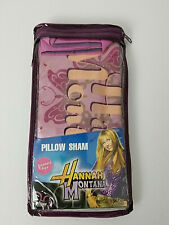Hannah Montana Pillow Sham Standard Size New In Package