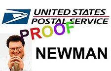 SEINFELD / NEWMAN LAMINATED Novelty ID ~ FREE SHIP~