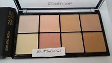 Makeup Revolution   Ultra Pro Glow 8 Powder Highlighting Palette 1St P&P