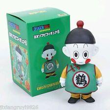 "DRAGON BALL/ FIGURA CHIAOTZU 16 CM- ANIME FIGURE GOKU 6,3"" IN BOX"