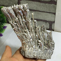Rare Magnesium Ore Wave Shape Cluster crystal Specimen 313g a271