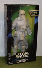 "STAR WARS ACTION COLLECTION 12"" SNOWTROOPER"