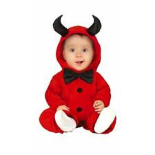 New Soft Baby & Toddler Devil Demon Halloween Fancy Dress Costume 6-24 months