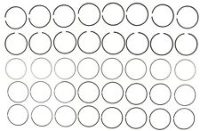 Engine Piston Ring Set Mahle 40784