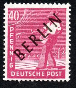 Berlin MiNr. 12 IX postfrisch