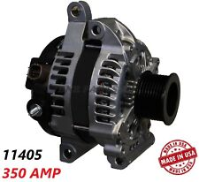 350 Amp 11405 Alternator NEW Toyota Sequoia Land Cruiser Lexus LX570 High Output