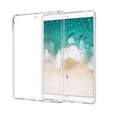 "Transparent Thin Clear Soft TPU Back Skin Case Cover For 10.5"" iPad Pro 2017 TR"