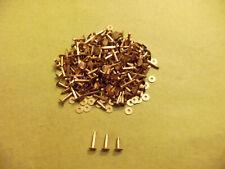 Copper Rivets & Burrs Assorted 12 Gauge SCA ( 1 Pound)