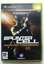 UBISoft - Tom Clancy's Splinter Cell - Pandora Tomorrow - Xbox