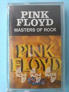 """PINK FLOYD """" MAASTERS OF ROCK """" MC K7 SEALED/SIGILLATA    R A R A"""