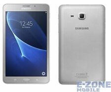 "Samsung Galaxy Tab A 7.0 (2016) Silver 4G LTE 7.0"" 8GB T285 Unlocked Tablet"