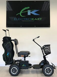 Electric Golf Buggy - Discovery II