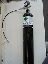 3 litre 300 bar high pressure air bottle for charging airifles.