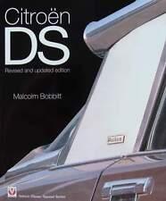LIVRE/BOOK : CITROEN DS (voiture de collection,cabriolet,cabrio ...
