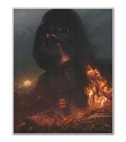 Star Wars Revenge of the Sith Darth Vader Padme Amidala Giclee Art Print Poster