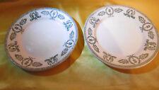 assiettes porcelaine wagram givors