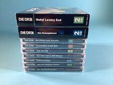 Die drei i 1-8 komplett + Hotel Luxury End -  Hörspiel CD Sammlung
