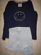 Pyjama Smiley   -  ETAM  -     Taille  S  ou 32/34