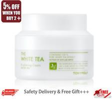 [Tony Moly] White Tea Brightening Cream 60ml - Korea-Beauty