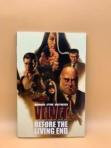 2014 Velvet Before the Living End Trade Paperback Image Comics New