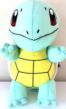 "New Nintendo Pokemon Go GIANT SQUIRTLE 17"" Plush Suffed Animal New. Licensed.US"