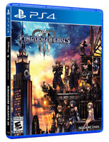 KINGDOM HEARTS III 3 for PS4 SONY PLAYSTATION 4 SQUARE ENIX BRAND NEW IN BOX NIB