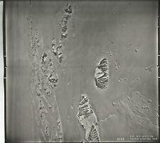 Aerial Photograph Palmer Land,  Antarctic Peninsula, Antarctica