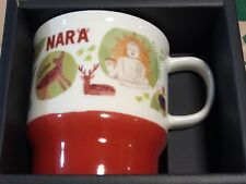 Starbucks JAPAN Geography Series Nara Mug 2018
