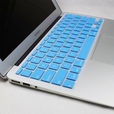 "Macbook Keyboard Cover Silicone Skin for MacBook Air 11.6"" Models:A1370&A1465"