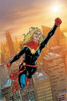 Amazing Spider-Man #16 Captain Marvel Variant Marvel Comics 1st Print 2019 NM