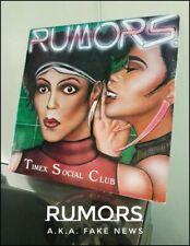 "TIMEX SOCIAL CLUB - RUMOURS 12"" Vinyl Record Plaka"