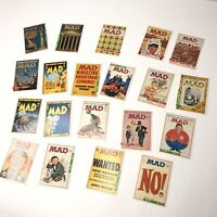 Lime Rock Mad Trading Cards Random Lot Of 20