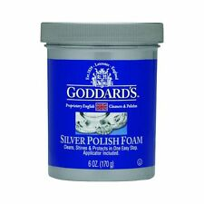 Goddard's Long Shine Silver Foam NEW pad