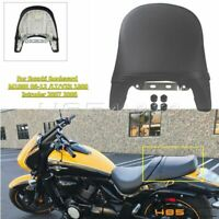 Motorcycle Rear Passenger Seat Black Cushion For Suzuki Boulevard M109R 06-2012