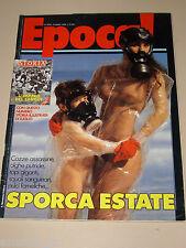 EPOCA=1989/2022=MARIO CAPANNA=ANNA OXA=RAUL GARDINI=FRANCO REVIGLIO=
