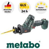Metabo Säbelsäge SSE 18 LTX Säge 18V ohne Akku und Ladegerät